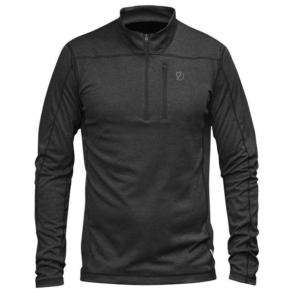 Abisko Vent Zip T-Shirt L/S