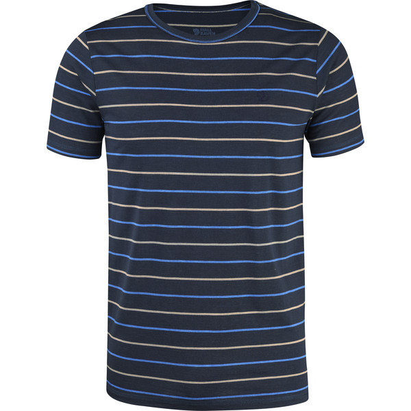 Fjällräven High Coast Stripe T-Shirt Männer - Funktionsshirt