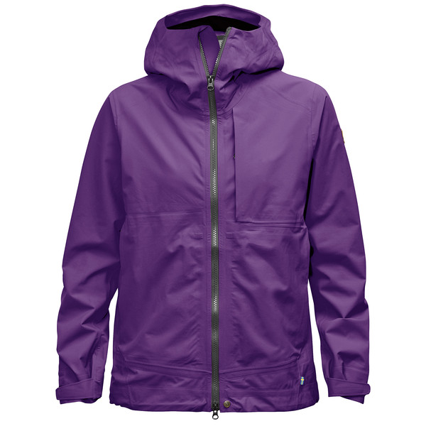 Fjällräven Abisko Eco-Shell Jacket Frauen - Regenjacke