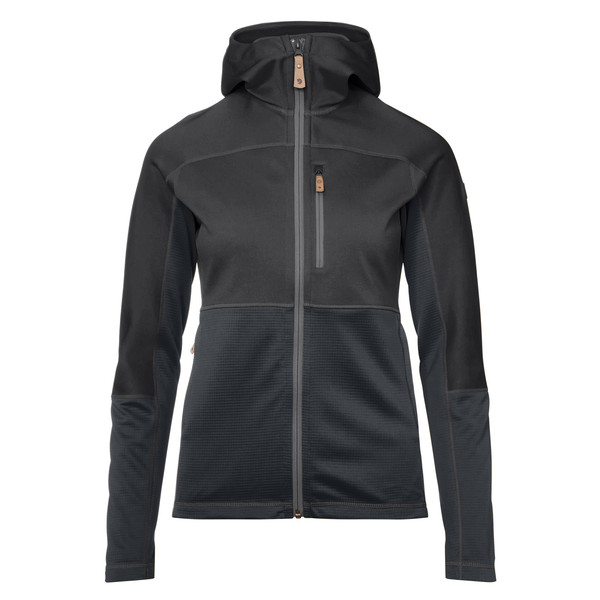 Fjällräven Abisko Trail Fleece Frauen - Fleecejacke