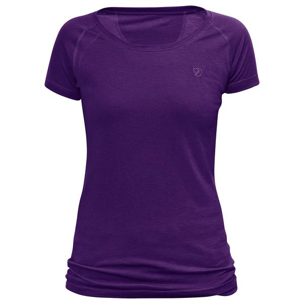 Fjällräven ABISKO TRAIL T-SHIRT W Frauen - T-Shirt
