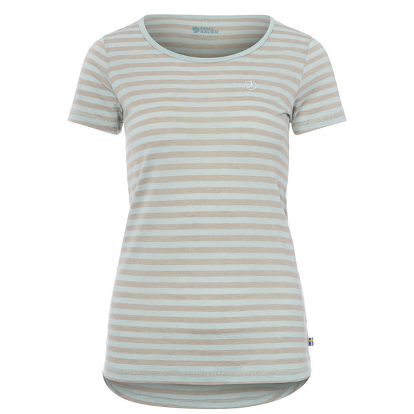 Fjällräven HIGH COAST STRIPE T-SHIRT W Frauen - Funktionsshirt