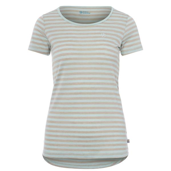 Fjällräven High Coast Stripe T-S Frauen - Funktionsshirt