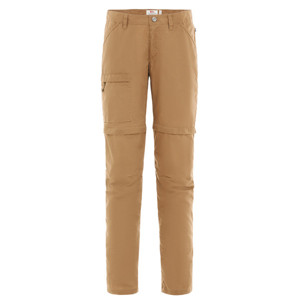 Fjällräven HIGH COAST ZIP-OFF TROUSERS W Frauen - Trekkinghose