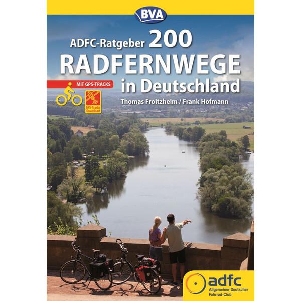ADFC 200 Radfernwege in Deutschland