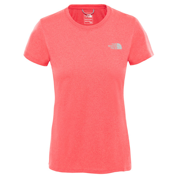 The North Face REAXION AMP CREW Frauen - Funktionsshirt