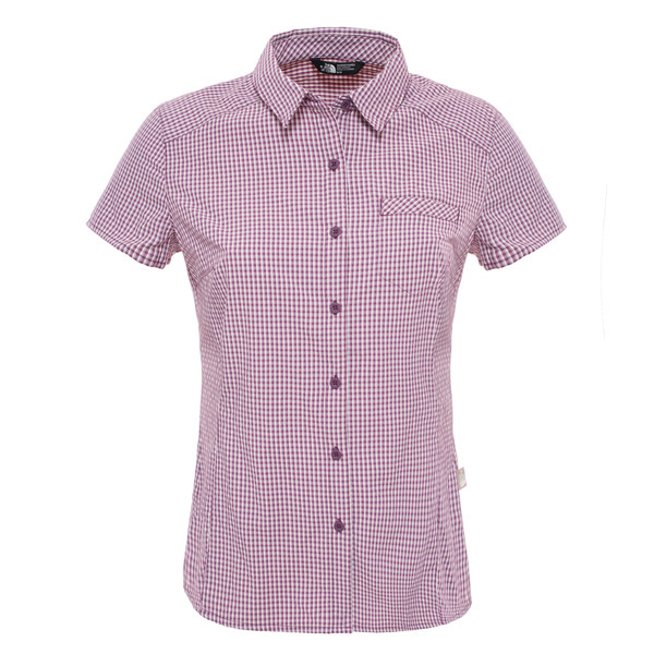 The North Face S/S Bryce Shirt Frauen - Outdoor Bluse
