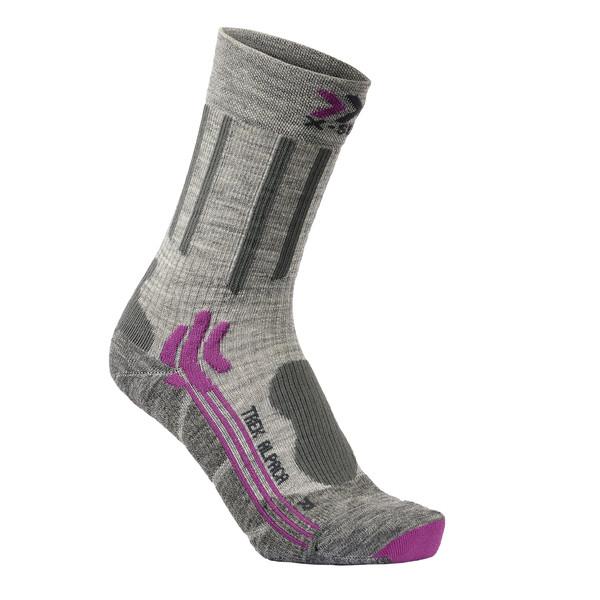 X-Socks Trekking Alpaca Frauen - Wandersocken