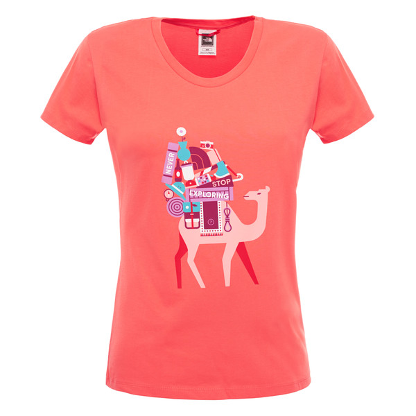The North Face S/S NSE Series Tee Frauen - T-Shirt