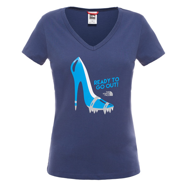 The North Face S/S Ready Tee Frauen - T-Shirt