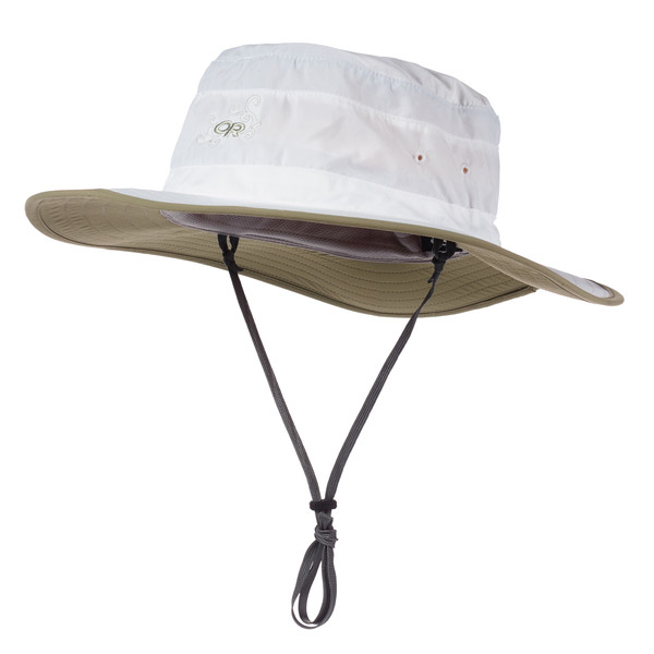 Solar Roller Sun Hat