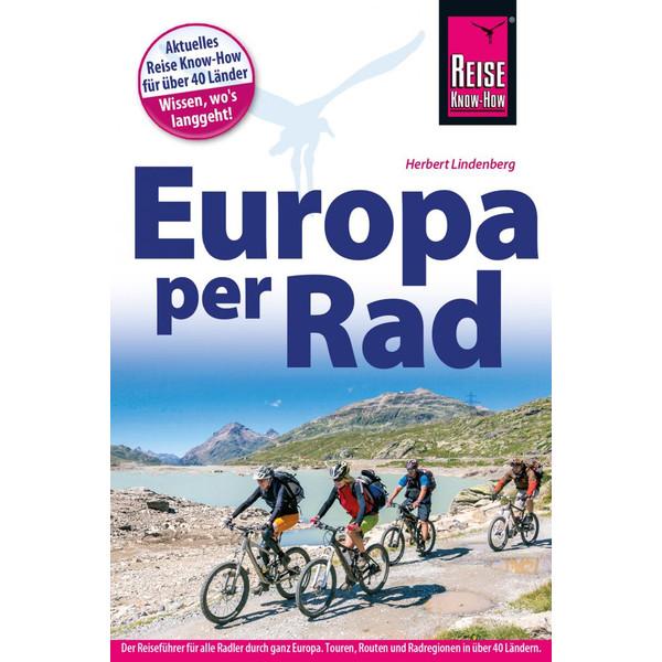 Fahrradführer Europa per Rad
