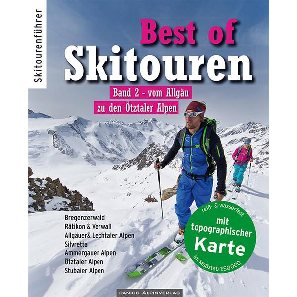BEST OF SKITOUREN BD 2 ALLGÄU BIS ÖTZTAL