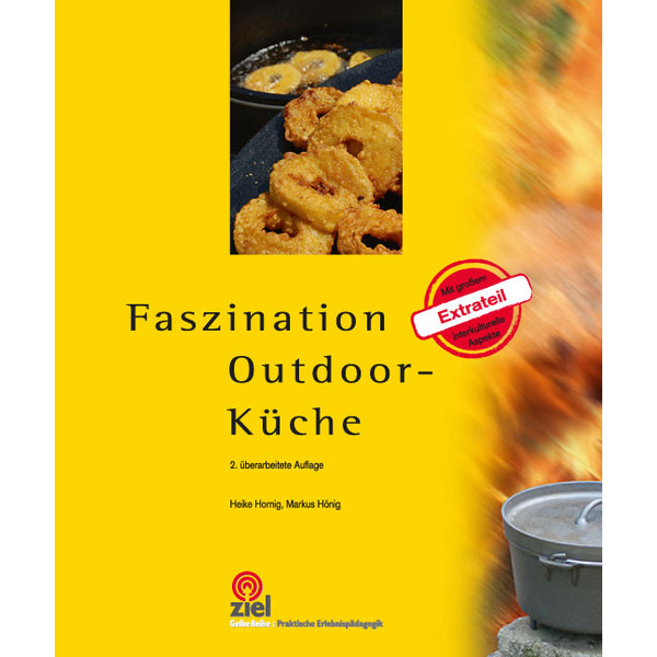 FASZINATION OUTDOOR-KÜCHE - Kochbuch