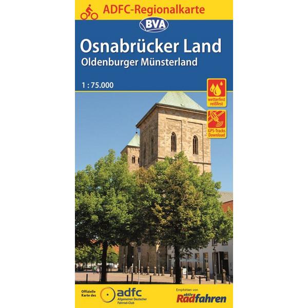 ADFC RK Osnabrücker Land 1:75.000