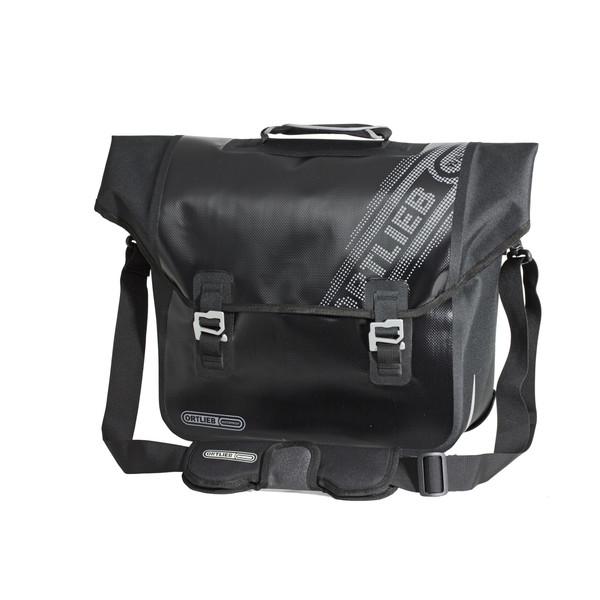 Ortlieb DOWNTOWN QL3.1 BLACK ' N WHITE - Fahrradtaschen