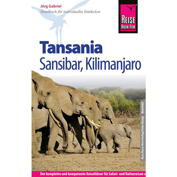 RKH Tansania, Sansibar, Kilimanjaro