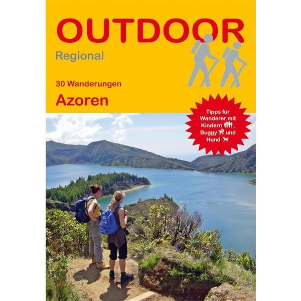 30 Wanderungen Azoren