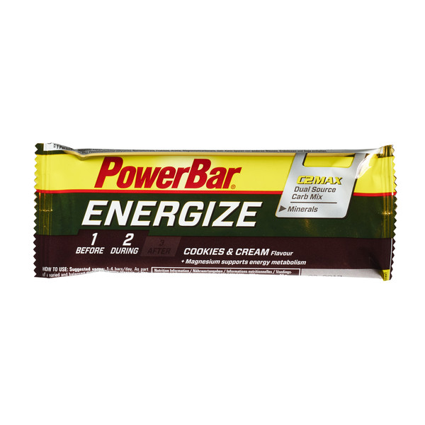 Multipack Energize Riegel 2 + 1