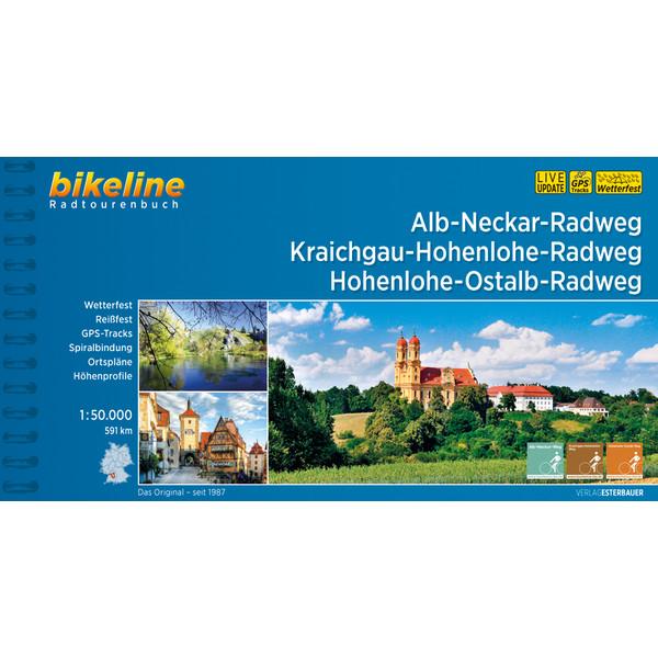 Bikeline Alb-Neckar-Weg
