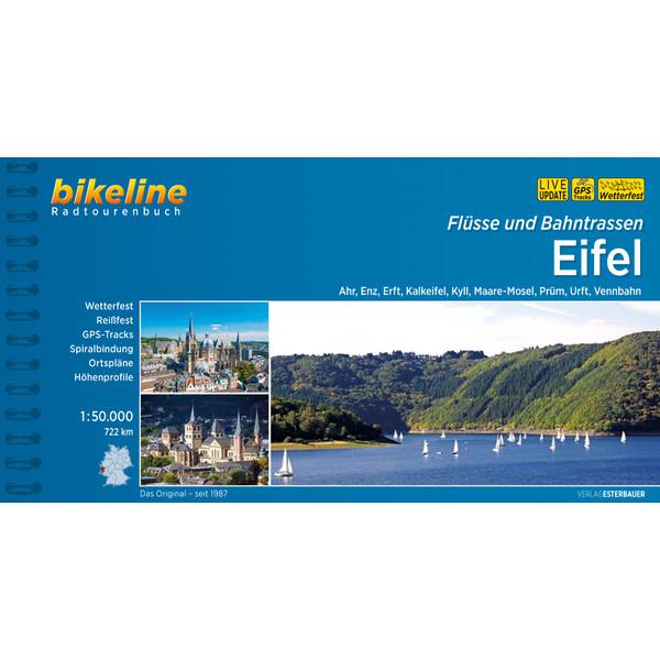 Bikeline Flüsse und Bahntrassen Eifel