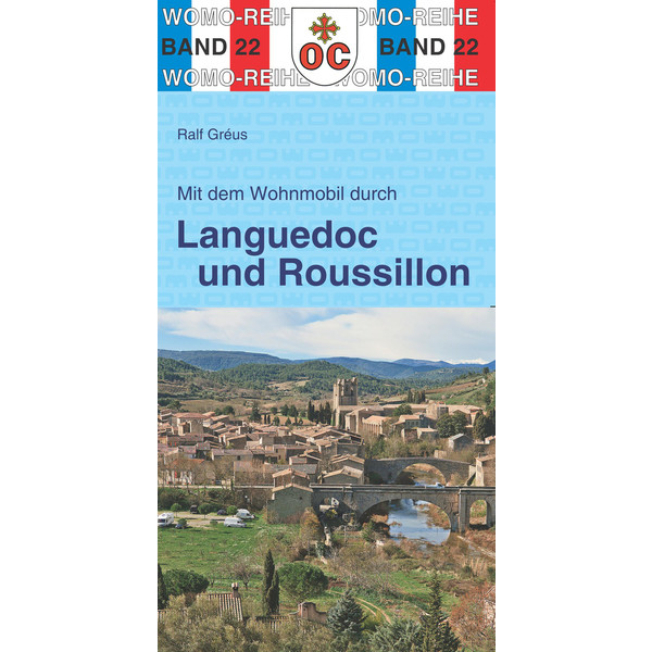 Womo 22 Languedoc und Roussillion