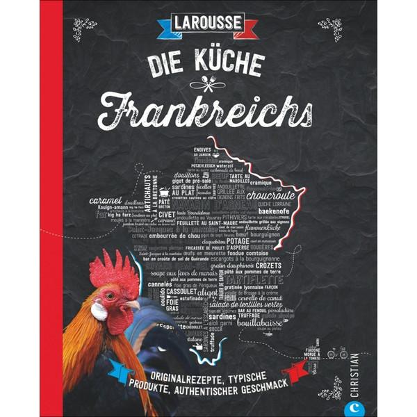 Die Küche Frankreichs
