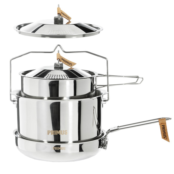 Primus CAMPFIRE COOKSET S.S. LARGE - Campinggeschirr