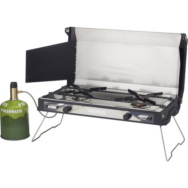 Gaskocher für den Minicamper