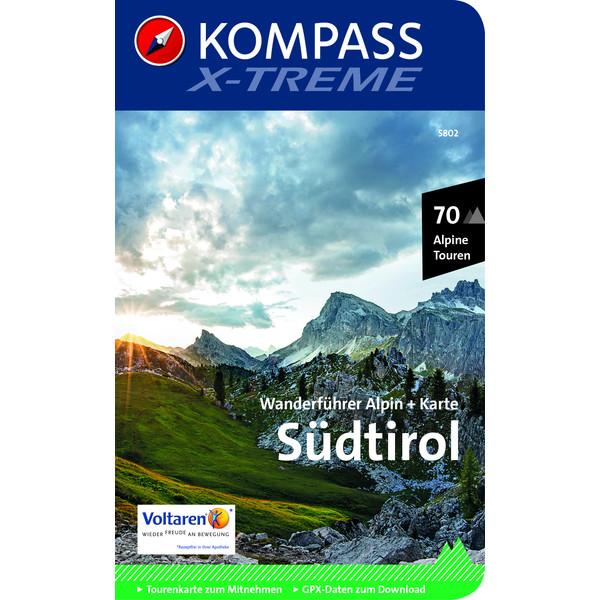 Kompass Wanderführer Südtirol