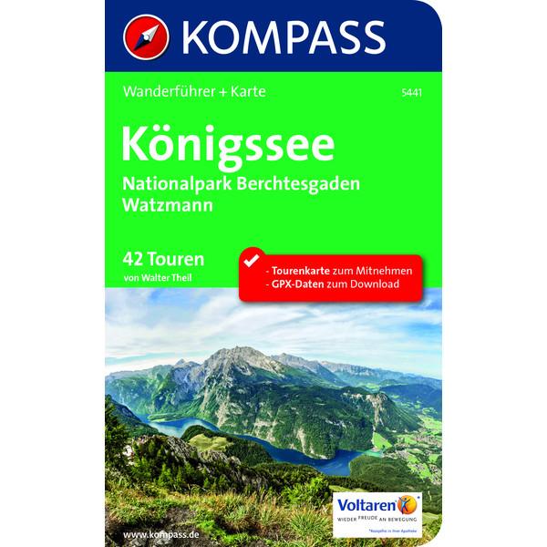 Kompass WF Königssee, NP Berchtesgaden