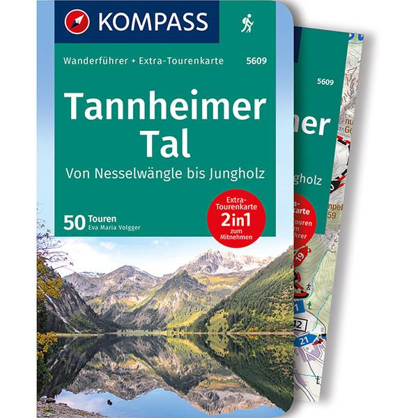 Kompass Wanderführer Tannheimer Tal
