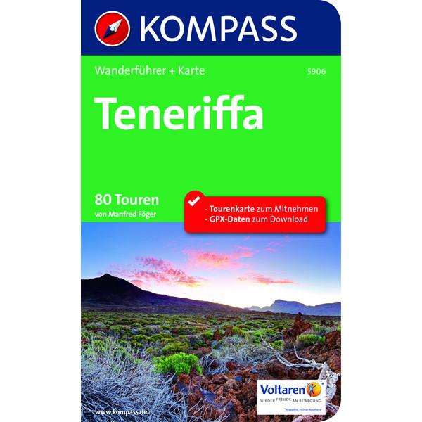 Kompass Wanderführer Teneriffa