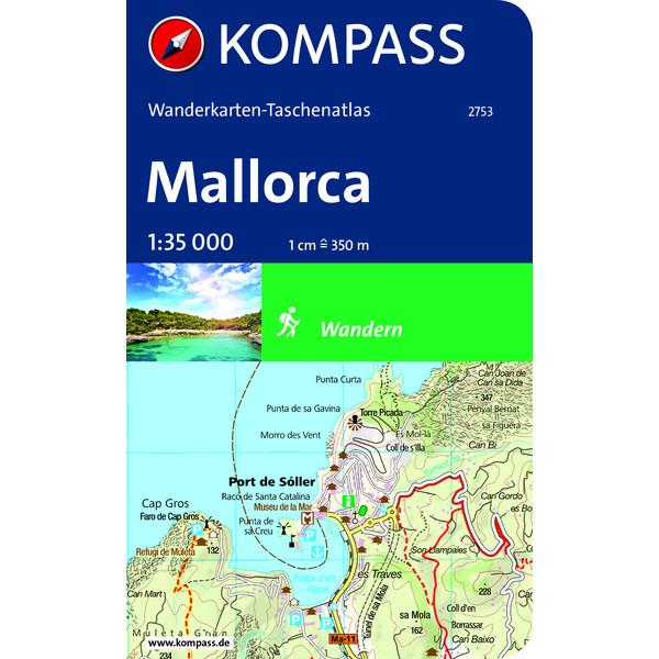 KOKA Taschenatlas Mallorca