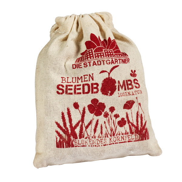 Die Stadtgärtner SEEDBOMBS -