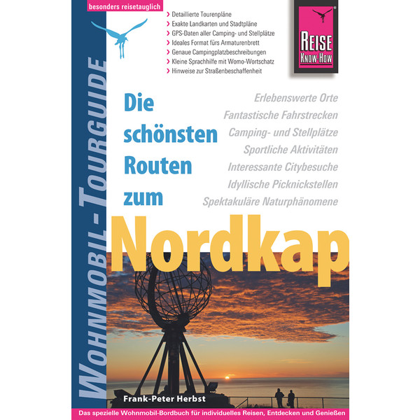 RKH Wohnmobil-Tourguide Nordkap