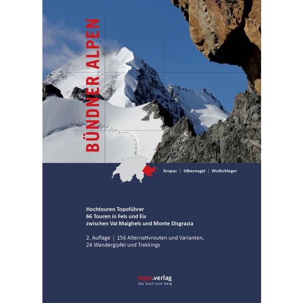 Hochtourenführer Bündner Alpen