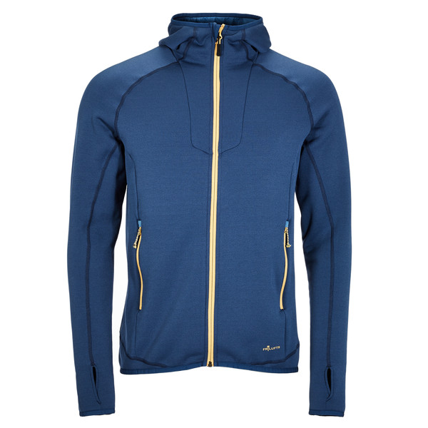 FRILUFTS Tayrona Hooded Jacket Männer - Fleecejacke