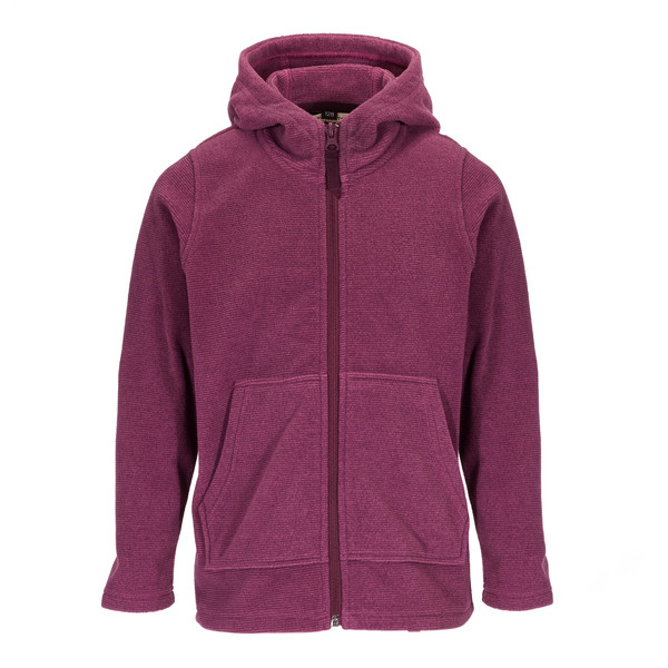 FRILUFTS Kvina Hooded Jacket Kinder - Fleecejacke