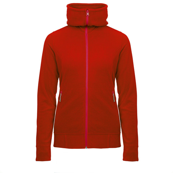 FRILUFTS Kvina Hooded Jacket Frauen - Fleecejacke