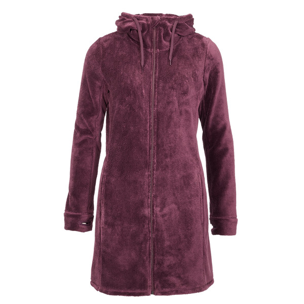 FRILUFTS Lessebo Hooded Coat Frauen - Fleecejacke