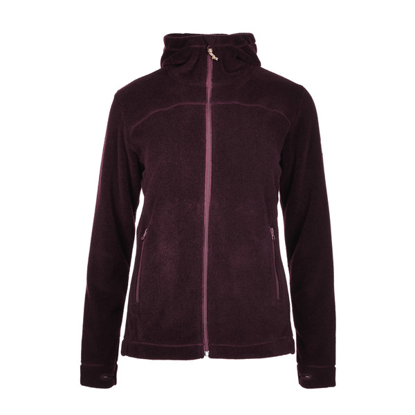 FRILUFTS Flisa Hooded Jacket Frauen - Fleecejacke