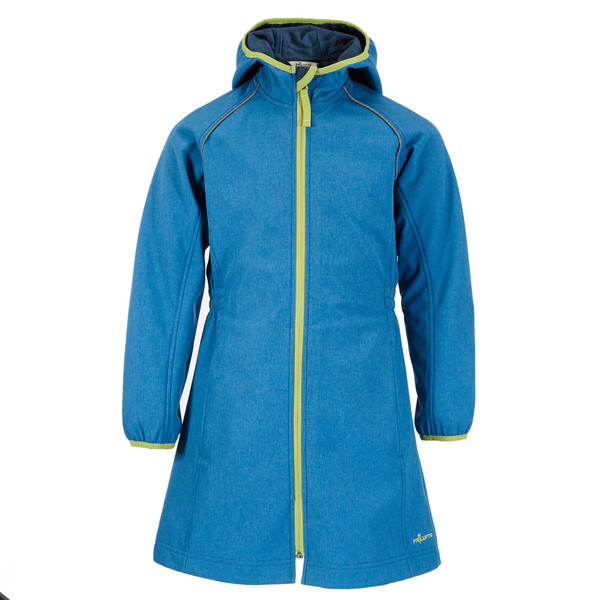 FRILUFTS Alkmaar Hooded Coat Kinder - Softshelljacke