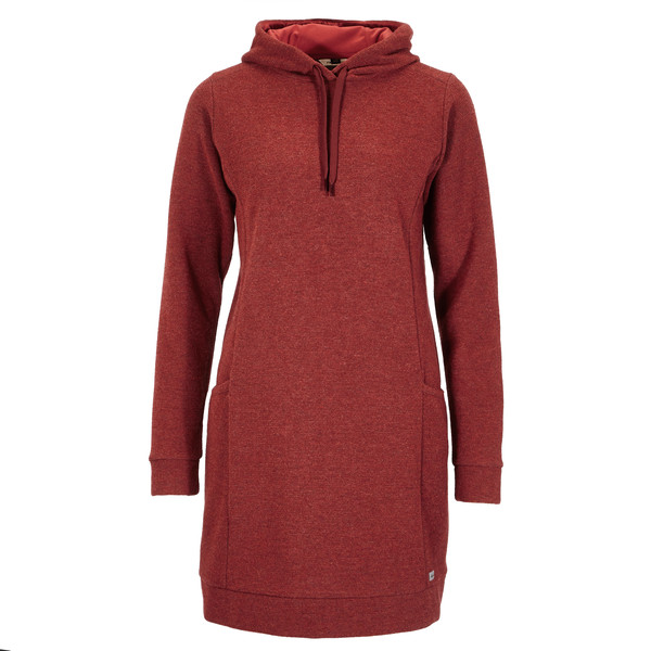 FRILUFTS Kalajoki Hooded Dress Frauen - Kleid