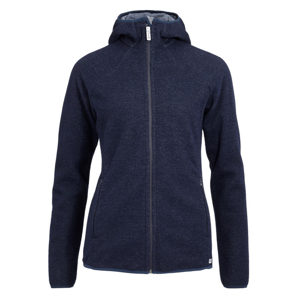 FRILUFTS Kalajoki Hooded Jacket Frauen - Fleecejacke