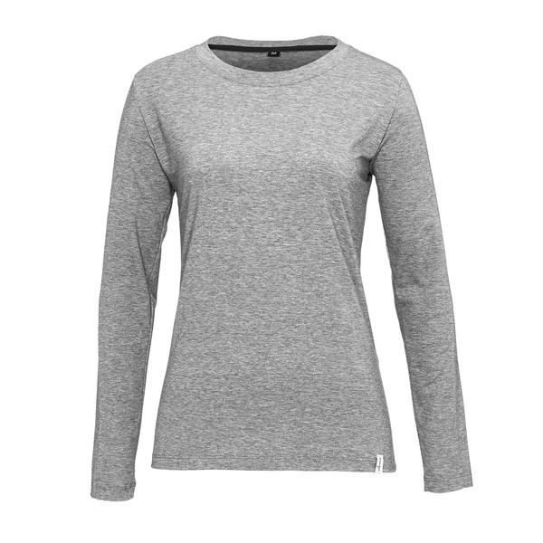 FRILUFTS Blacksas Printed L/S Shirt Frauen - Langarmshirt