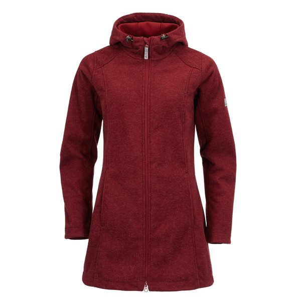 FRILUFTS Selfoss Hooded Coat Frauen - Übergangsjacke