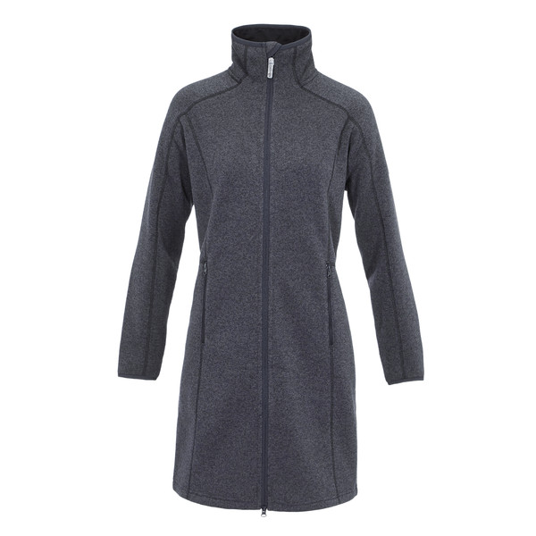 Hagleren Knitted Fleece Coat