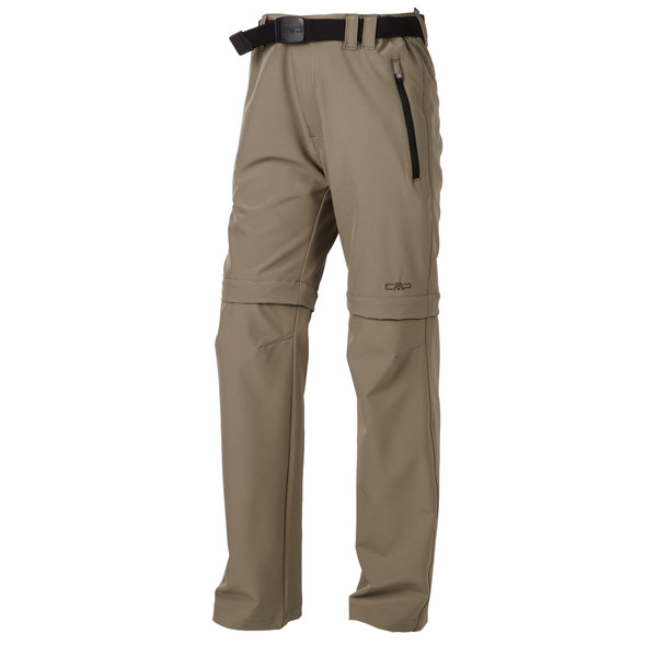 Stretch Zip Off Pant