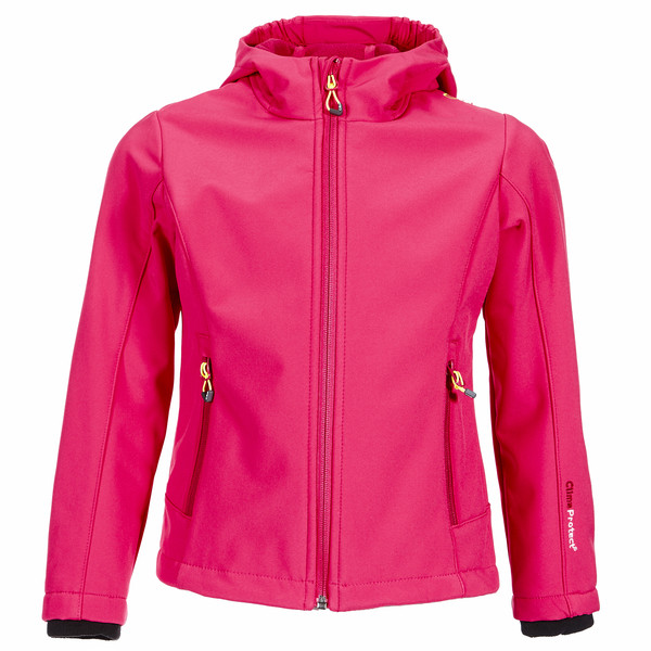 Fix Hood Softshell Jacket